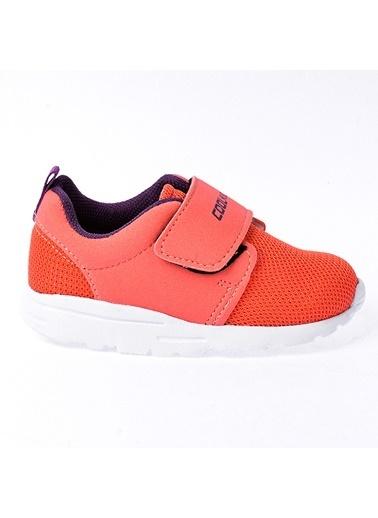 Kiko Kids  S22 Günlük Yürüyüş Erkek/Kız Çocuk Spor Ayakkabı Somon